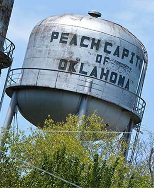 Porter Oklahoma Peach Capital of Oklahoma